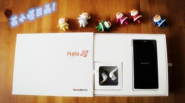 koobee Halo自拍神器酷比Halo开箱图