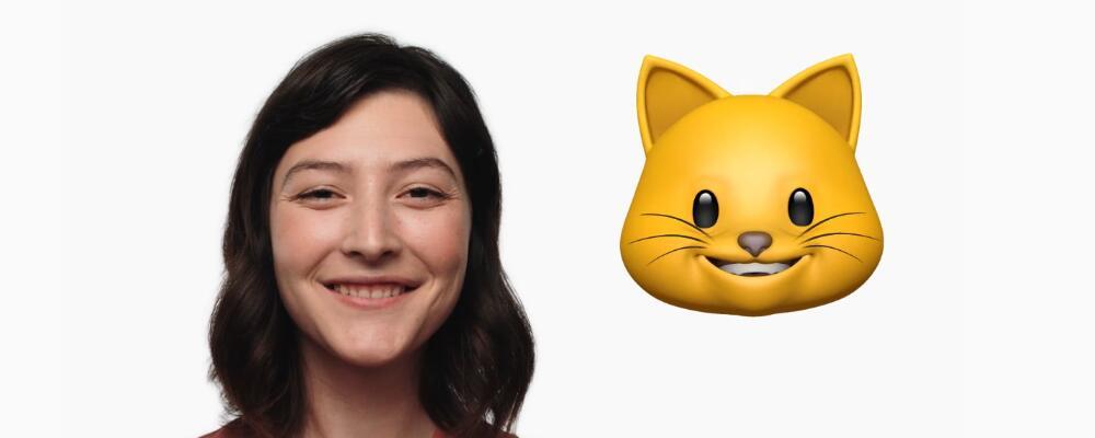 iPhoneX的面部识别竟可以用作VR创作