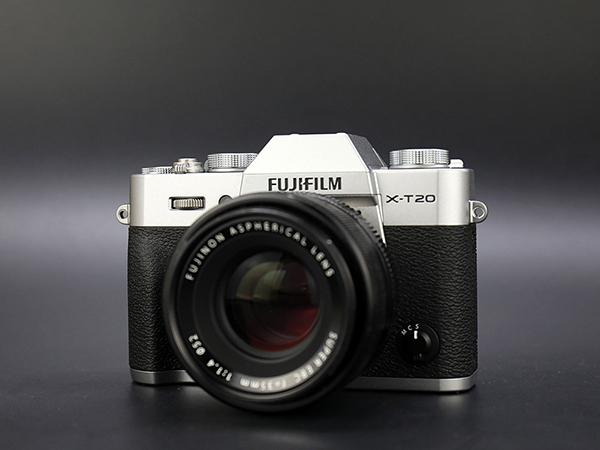 高颜值更有真实力 富士X-T20相机评测