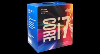 性能强悍有保证 酷睿i7-7700K售2649元