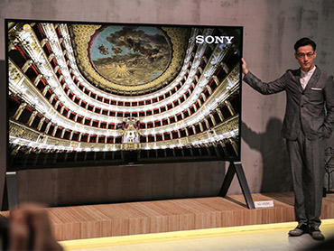 凭什么画质称王?索尼Z9D旗舰TV评测