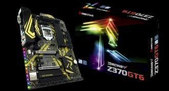 RACING再升级 映泰两款Z370新品齐上市