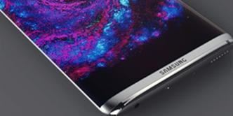 三星Galaxy S8真机照曝光:正面无Home键