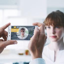 大法手机黑科技 索尼XZ1新品化身3D大师