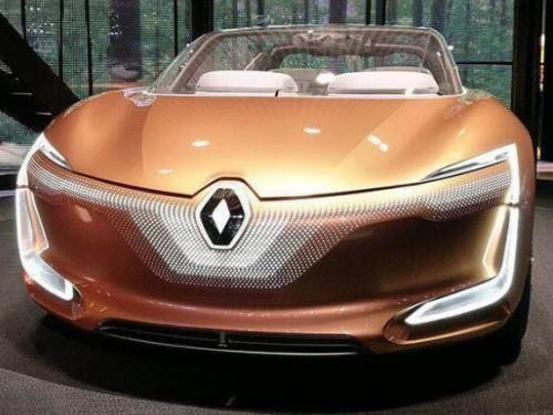 《大劲撩车》:雷诺SYMBIOZ概念车(78)