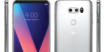 LG V30终极渲染图曝光:屏占比进一步扩大