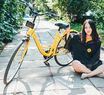 共享单车时代到来